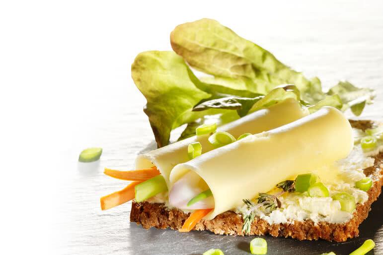 Käse für die Außer-Haus-Verpflegung (AHV)